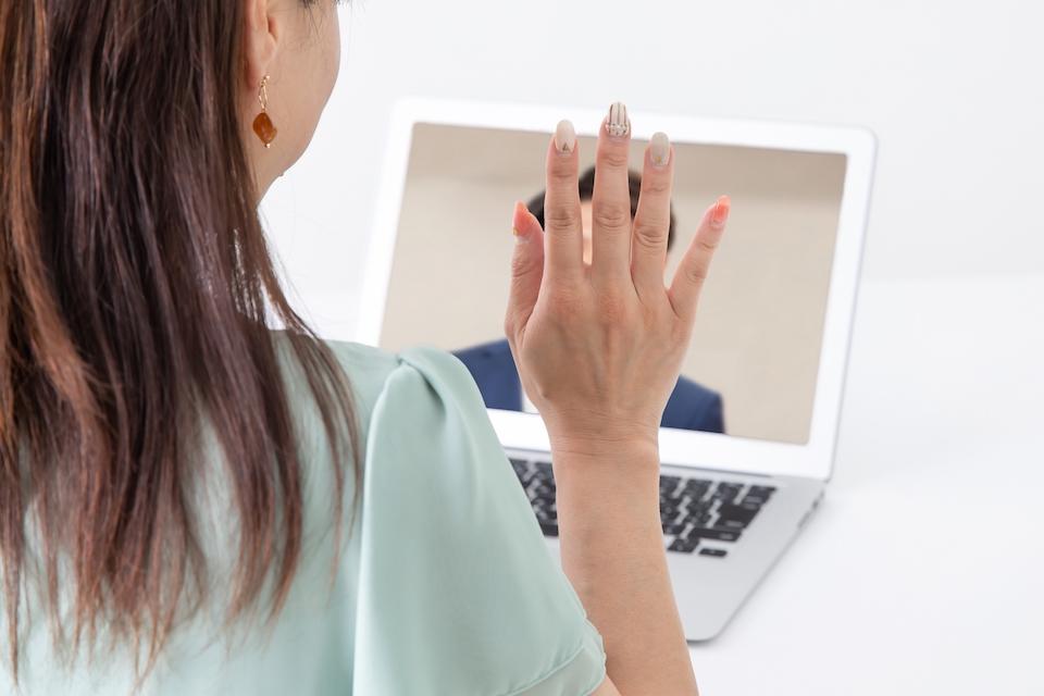 オンライン婚活のカギを握る色とは?